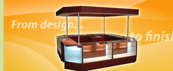 Retail Mall Kiosks & Carts | Carts & Kiosks made in the USA